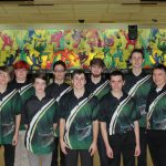 River Bluff High School Coed Varsity Bowling beat Blythewood High School 10-0