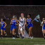River Bluff High School Girls Varsity Lacrosse falls to Irmo High School 4-6