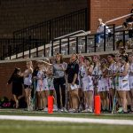 River Bluff High School Girls Varsity Lacrosse beat Ridgeview High 6-5
