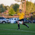 River Bluff High School Girls Varsity Soccer beat Dutch Fork High 2-1