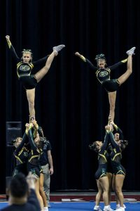 Competitive Cheer – State Championship – More on GoFlashWin.com
