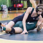 River Bluff High School Varsity Wrestling beat Fort Dorchester High School 37-26