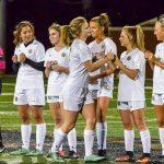 River Bluff High School Girls Varsity Soccer beat Irmo High 2-1