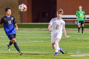 Varsity Men's Soccer vs Lexington – More on GoFlashWin.com