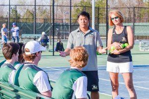 Varsity Men's Tennis vs Lexington – More on GoFlashWin.com