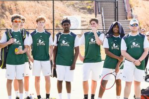 Men's Tennis vs Irmo – More on GoFlashWin.com
