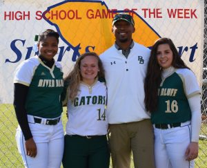 River Bluff Softball – Courtesy Patricia Kilgore-Oswell