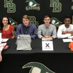 4 Gators Sign National Letters of Intent
