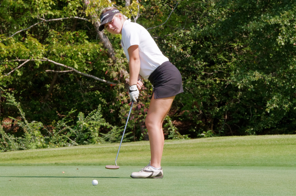 River Bluff Women's Golf Tryout Information