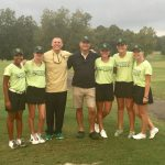 River Bluff High School Girls Varsity Golf finishes 3rd place