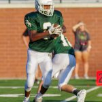 River Bluff's B-Team Falls to Spring Valley 27-7 in Final Home Football Game