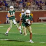 JV Football Falls to Spring Valley 36-6 in Final Home Game
