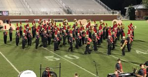 Marching Band Tournament of Bands 2017