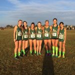 Gator Girls Cross Country Finishes 12th in State