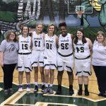 Girls Varsity Basketball falls to White Knoll 44 – 42