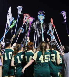 Women's Varsity Lacrosse
