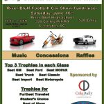 Car Show in The Swamp to Benefit RBHS Football