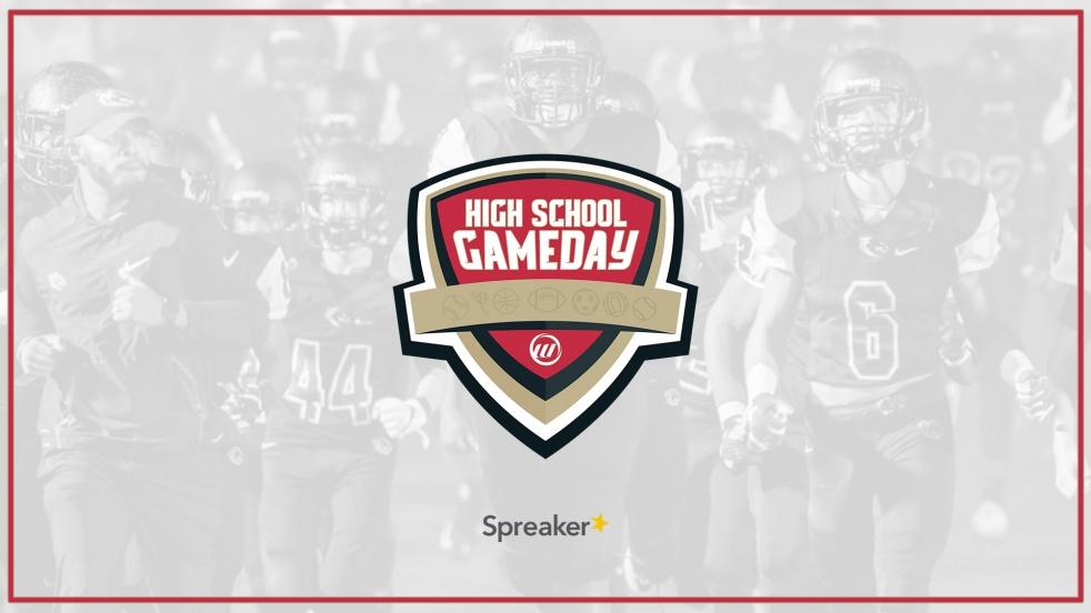 Tonight's Football Game on High School Gameday Radio Show
