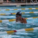 Women's Varsity Swimming Remains Perfect with 176-119 Win over Wildcats