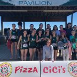 Girls Junior Varsity Cross Country finishes 3rd place at CiCi's Sandhills Invitational