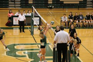 Photo Gallery – Varsity Volleyball Match 2018