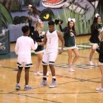Men's Varsity Basketball vs Swansea 12/8/18