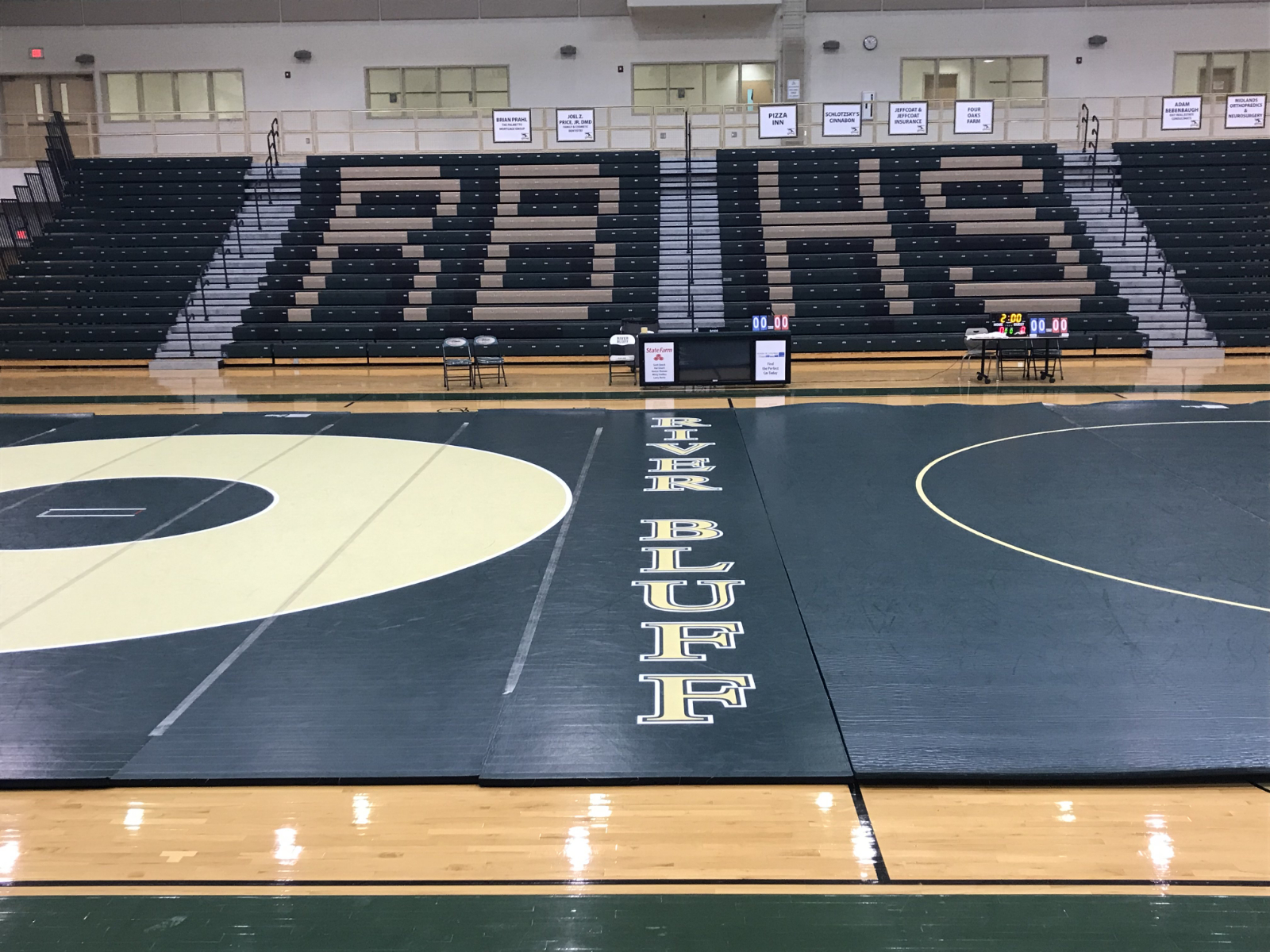 Gator Wrestling Meeting Announced for Interested High School Students