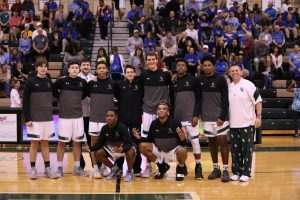 Photos – Boys' Varsity Basketball Senior Night 2/7/19