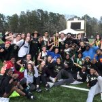 Boys Varsity Track Earns Meet Championship at Diamond Hornet Invitational