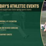 Monday's Athletic Events