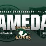 Soccer Gameday! Varsity Soccer Doubleheader at Lexington
