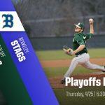 Gator Baseball Gameday – Round 2 of the 5A Playoffs at Berkeley High School