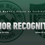 Senior Night Tonight in The Swamp for Men's and Women's Soccer