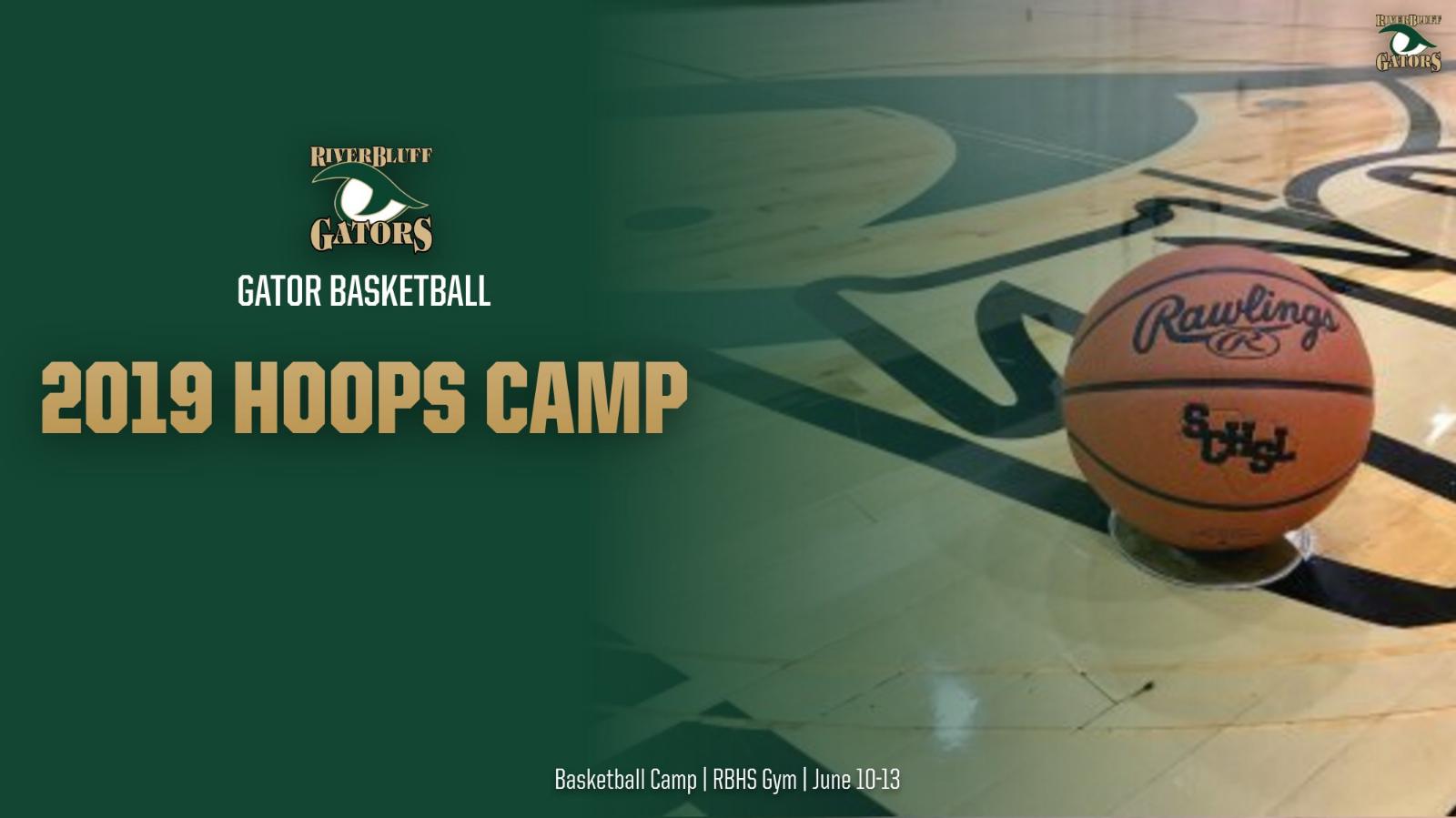 2019 Gators Basketball Camp Dates Announced