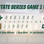 Gators Claim Baseball AAAAA Lower State Series Game 1 Win Over Dutch Fork 4-3