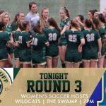 Women's Soccer Game Day! Round 3 of SCHSL AAAAA Playoffs Tonight in The Swamp