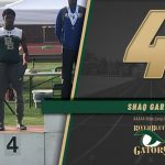 Shaq Garvin Jumps to 4th Place in the AAAAA Long Jump State Championship