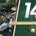 Gator Golfers in 14th After Round 1 of AAAAA State Tourney
