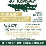 Swamp Party 2019 to Benefit Gator Athletics