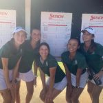 Girls Varsity Golf finishes 3rd place at Northwestern Lady Trojan