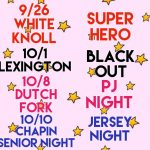 Themes for Volleyball Region Games – Show Your Spirit for Gator Volleyball!