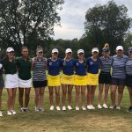 Girls Varsity Golf Qualifies for Lower State Tournament via Third Place Region Finish