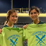 Gator Runner Madelyn Gomez Wins Lexington County XC Championship, Makes All-County Team with Teammate Kadence Alexander
