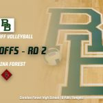 Gators Travel to Carolina Forest for Round 2 of AAAAA Volleyball Playoffs