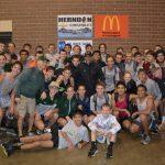 Boys Varsity and Junior Varsity Cross Country finishes Runner Up at Region 5-AAAAA Championship