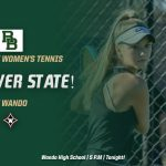 Gator Women's Tennis Takes on Wando for AAAAA Lower State Championship