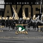 Gators Take on West Ashley in Round 1 of AAAAA State Football Playoffs Tonight in The Swamp