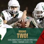 Gators Take On Carolina Forest for Round 2 of Football Playoffs