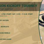 Gator Women's Varsity Basketball Hosts Season-Opening Tourney Starting Tonight