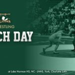 Gator Wrestling Travels to Lake Norman for Quad Match Today